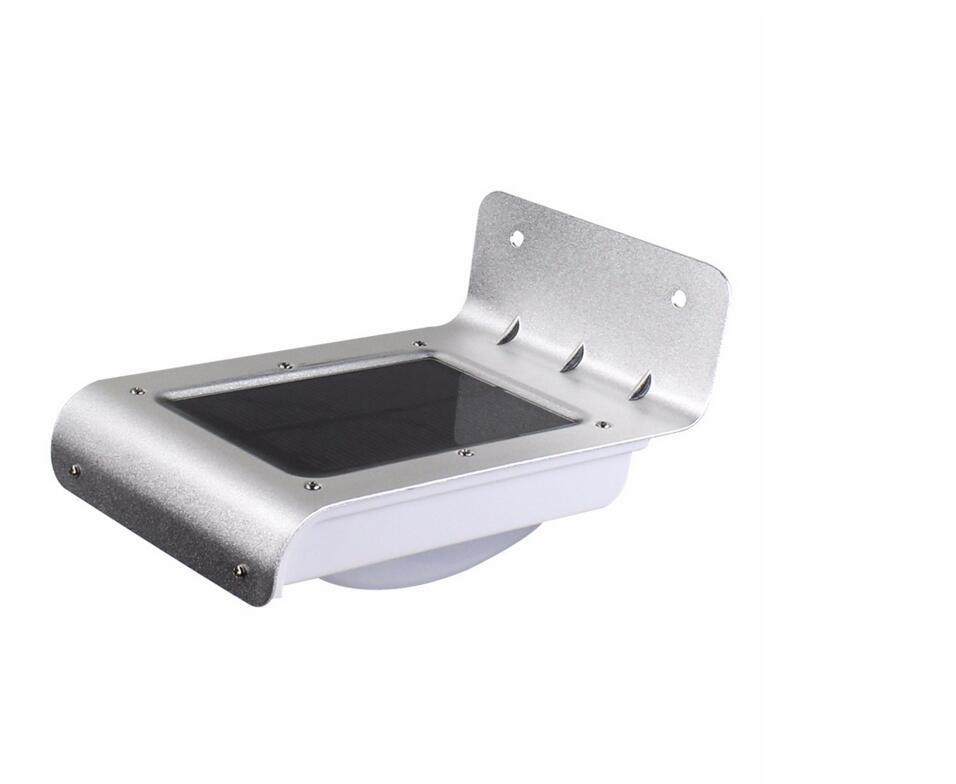 2018 manufacturer outdoor waterproof solar sensor floor light