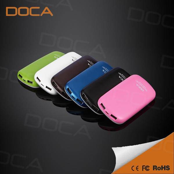New arrival, best universal portable power bank 5000mah for mobile phone and tablet PC
