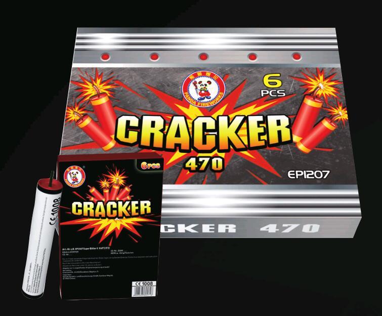 2017 Panda CE Approved Firecracker Fireworks
