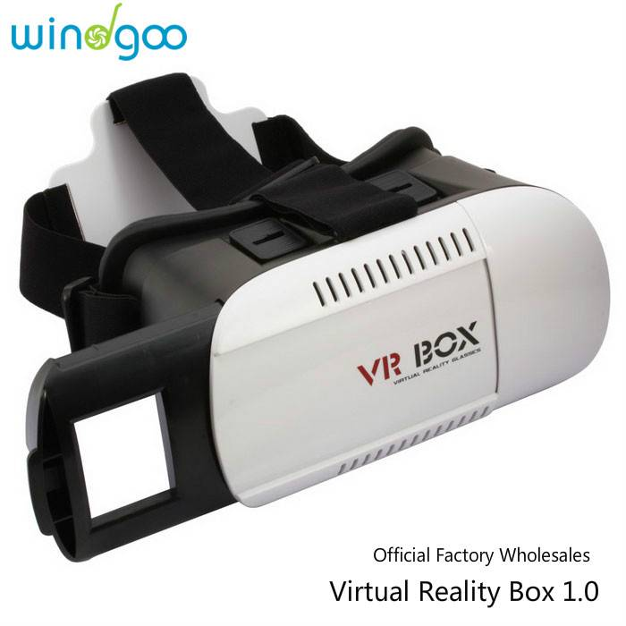 Virtual Reality- VR Box 2.0 Google Cardboard 3D VR Virtual Reality Headset Video Movie Game Glasses