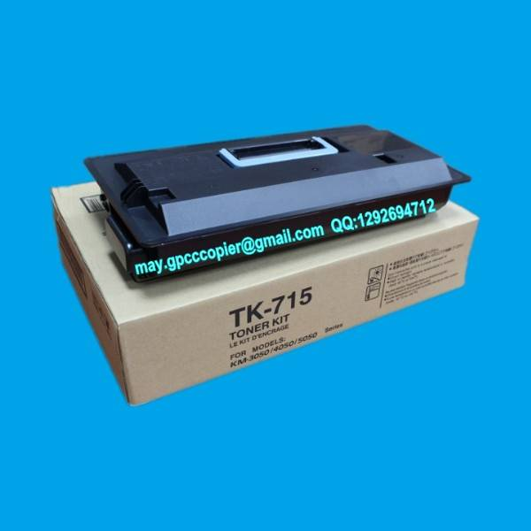 TK-715 | Kyocera Black Toner Cartridge | 1T02GR0EU0 | Consumables