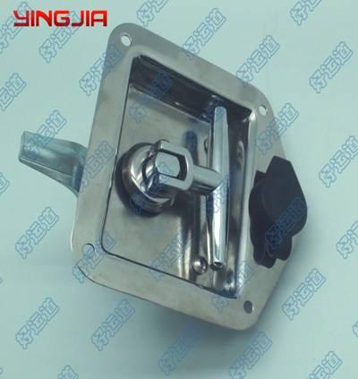03104 Recessed T Handle Lock