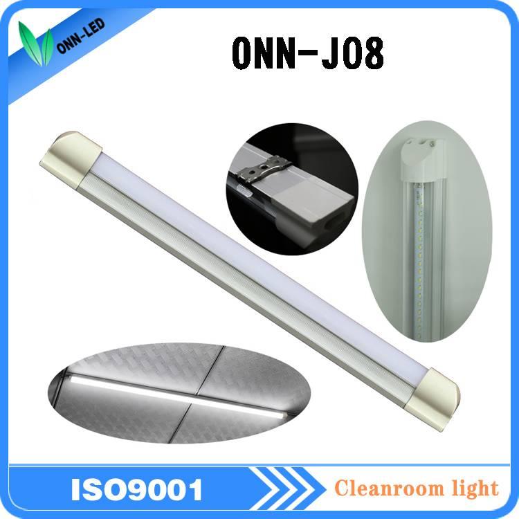 J08 18/36w led linear batten light for cleanroom