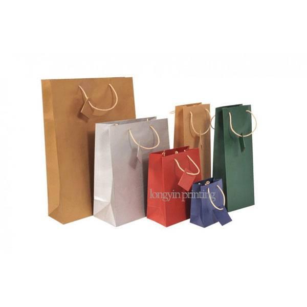 Kraft Paper Bag Printing,Publicity Bag Printing Service