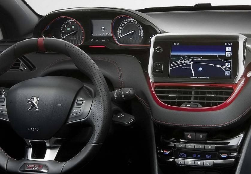 2013 peugeot 208 508 gps upgrade interface fosp optoelectronics co ltd. Black Bedroom Furniture Sets. Home Design Ideas