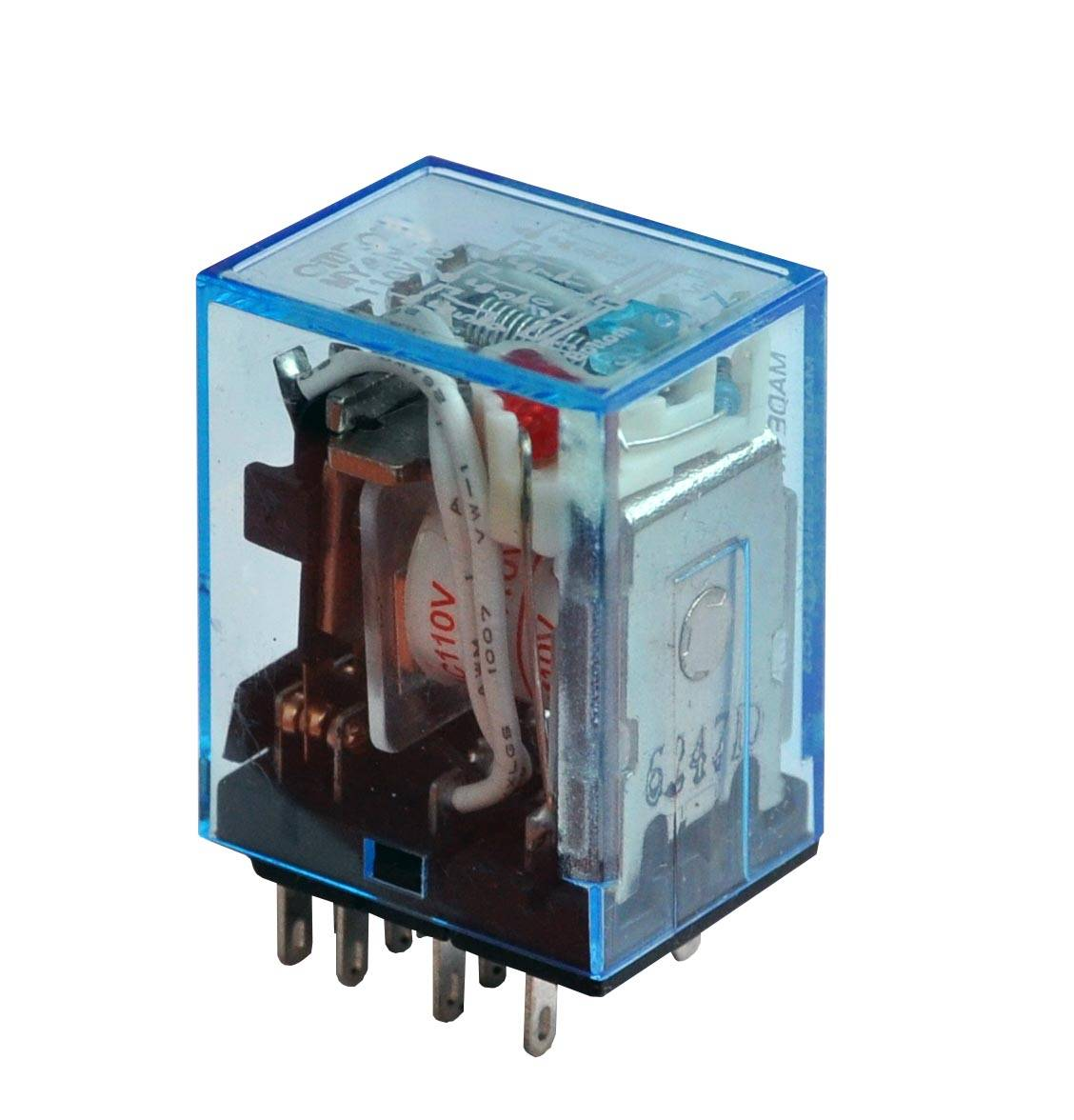 OMRON LY2NJ, MY4NJ,DC12V,AV220V ,general purpose relay