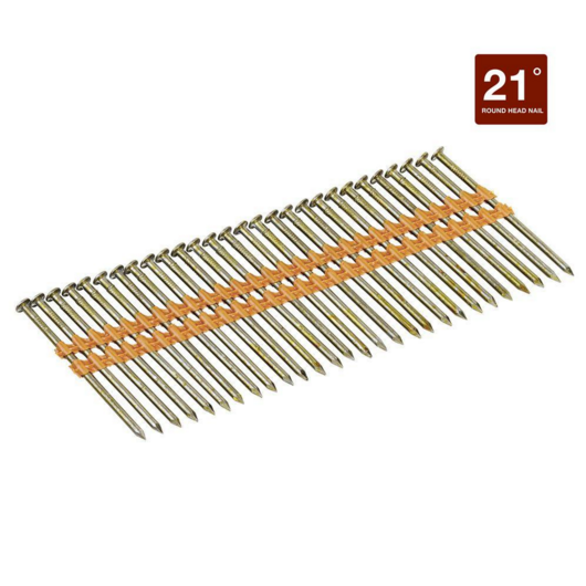 Guangce 21 Degree Plastic Strip Nails