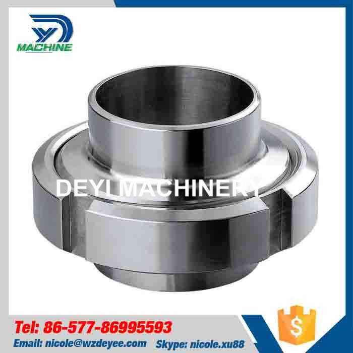 Stainless Steel Hygienic Long Type Union