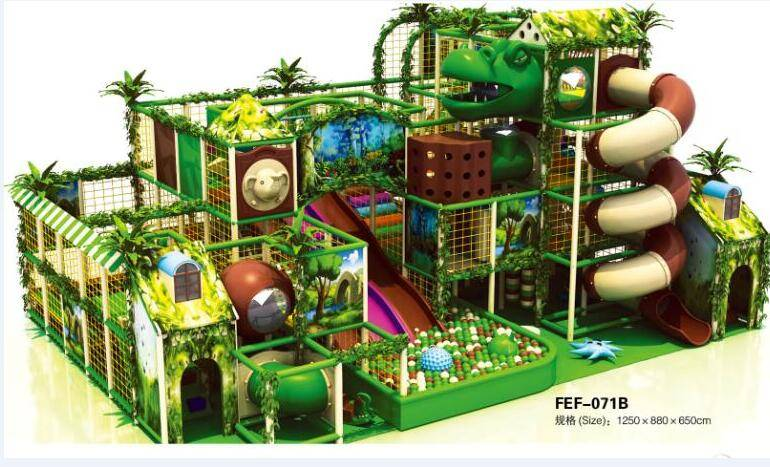 Creative naughty castle indoor playground