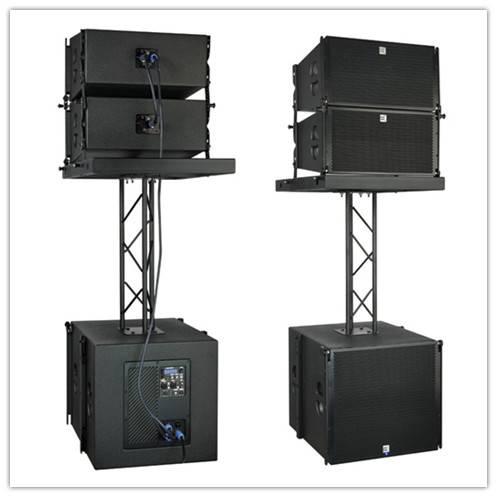 professional line array active 10 inch speaker