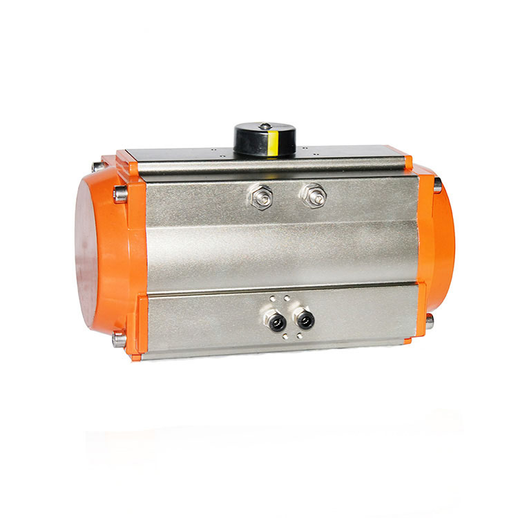 Rotary Pneumatic Valve Actuator for Quarter Turn Valves