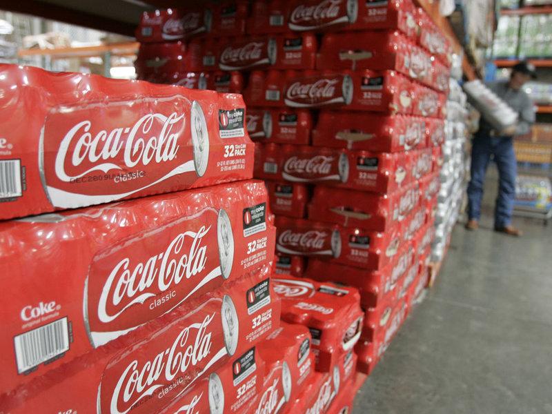 Coca Cola, Fanta, Sprite, Orangina, Dr Pepper Soft Drinks