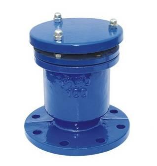 single orifice air valve