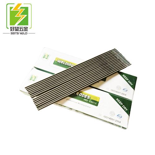 welding electrode AWS E6013/E7018/E6011 gold bridge quality welding electrode rod