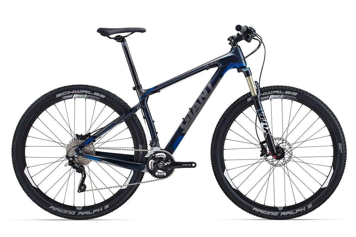 XTC Advanced 29er 1 Mountain Bike 2015 - Hardtail MTB