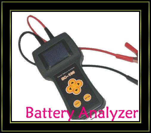 Digital Battery Anlyzer SC-100