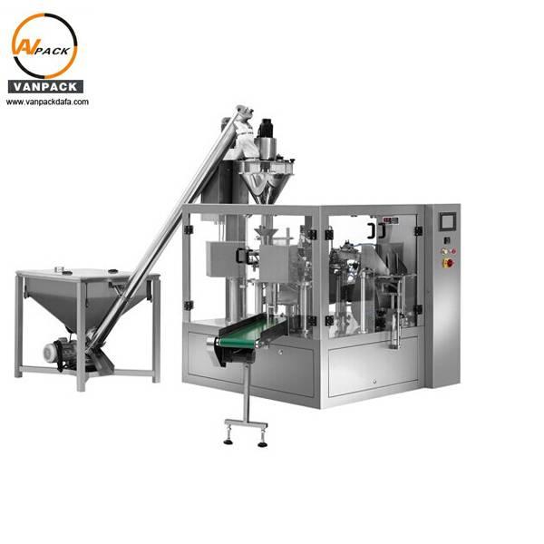Powder Pre-made Bag Packing Machine(VP-1000FB)
