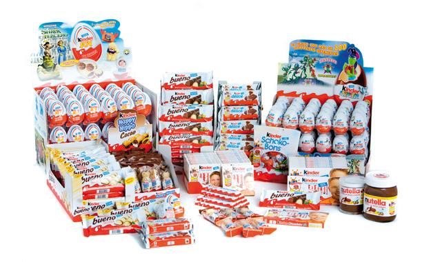 Kinder Bueno/Kinder Joy/Snickers/Chocolate/Twix/Kitkat/Bounty
