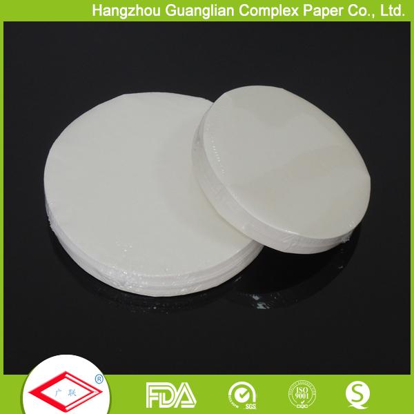 Parchment paper rounds