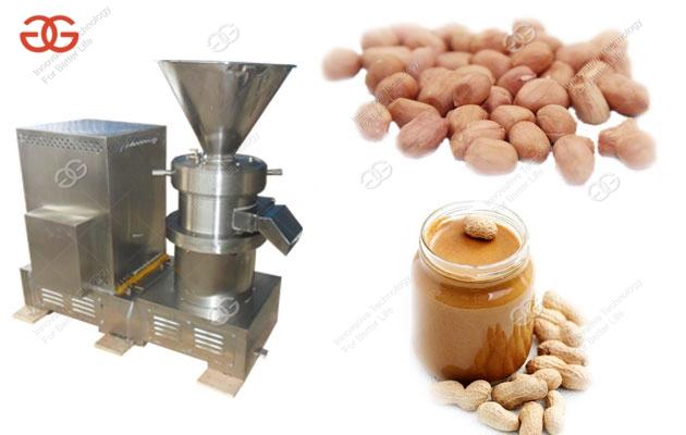 Peanut|Almond Butter Grinding Machine Colloid Mill