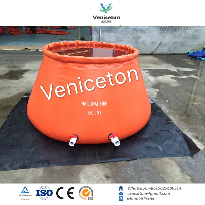500L- 50000L self-supporting frame portable and foldable top open onion tank