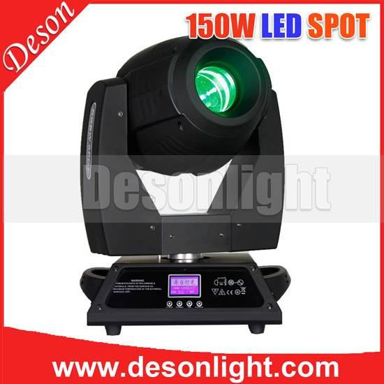 150W RGBW 4 IN 1 LED Spot Moving Head light LM-150