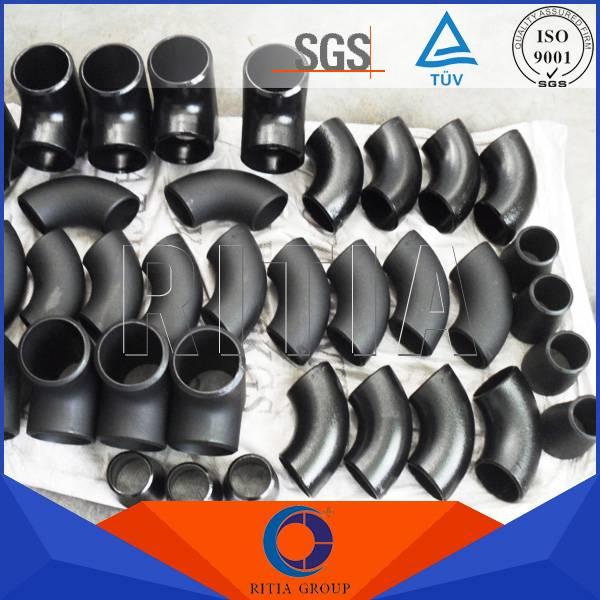 pipeandfittings.cn - ASME A234 WPB elbow 45D