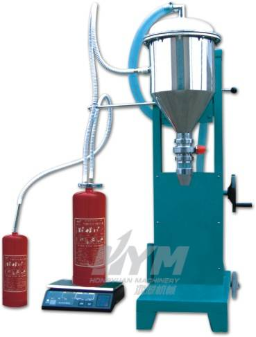 Fire Extinguisher Powder Filler Technical (GFM16-1)