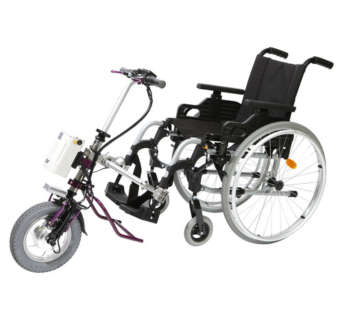 Support Electric Wheel Chair