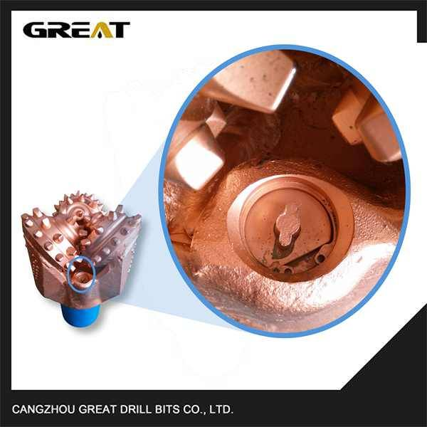 api great rock drill bits & tci tricone bits for oil and water well drilling