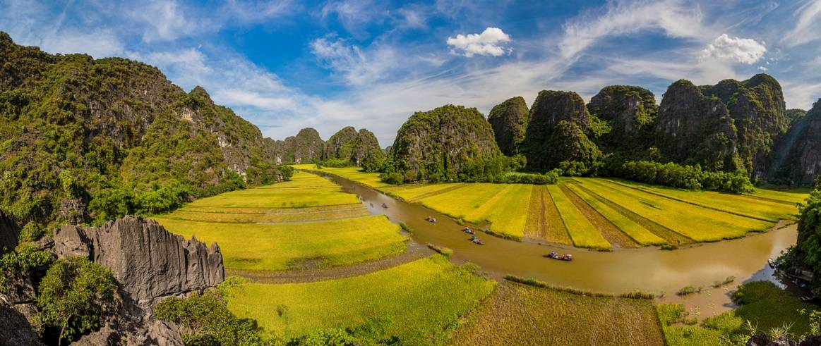 Holiday in Vietnam: Visit Ninh Binh