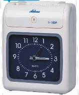 Electronic  time card clock S-180P