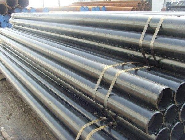 ANSI B36.10 Seamless CS Pipe