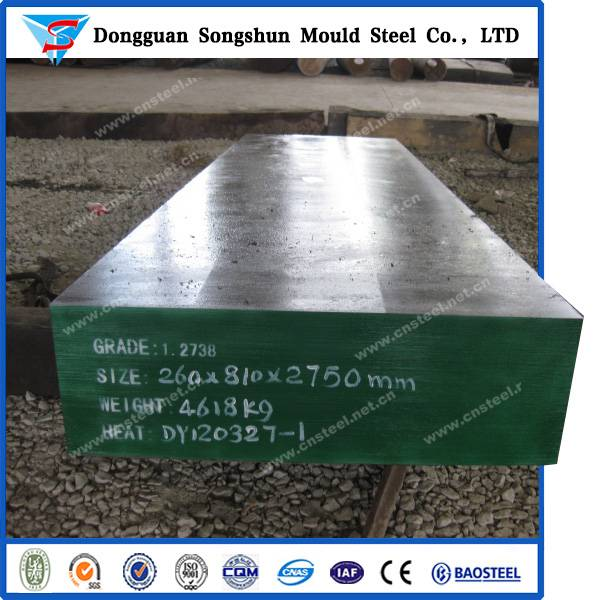 1.2738 manufacturing steel plates