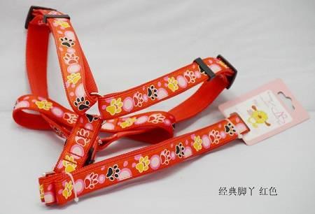 Popular wholesale pet/dog collar leash harness