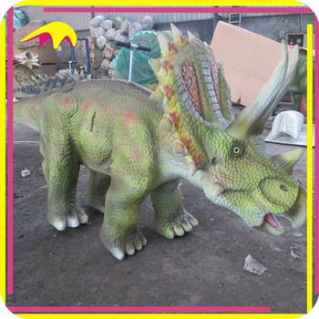 KANO0344 Amusement Park Ride Mechanical Walking Dinosaur