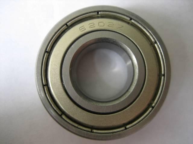 Motor Bearing Deep Groove Ball Bearing 6202