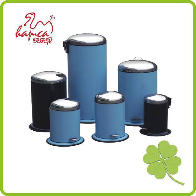 3L-30L Pedal Waste Bin With Metal Base Manufacture