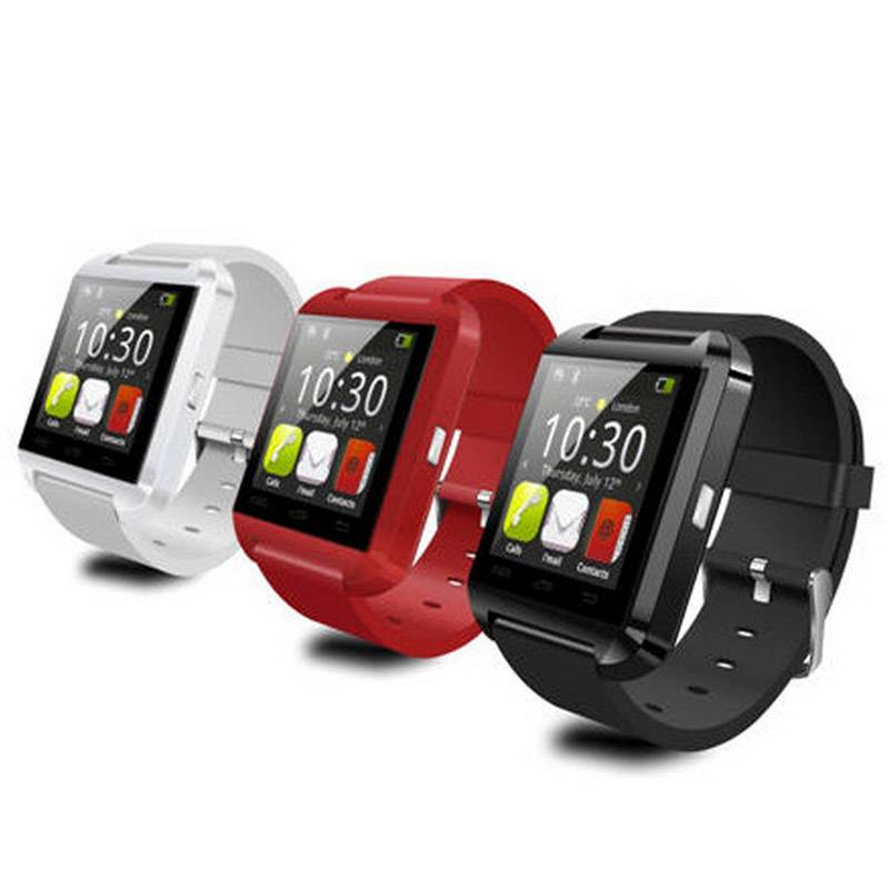 The most ppular in 2016 U8 touch screen bluetooth smart watch for Android and IOS