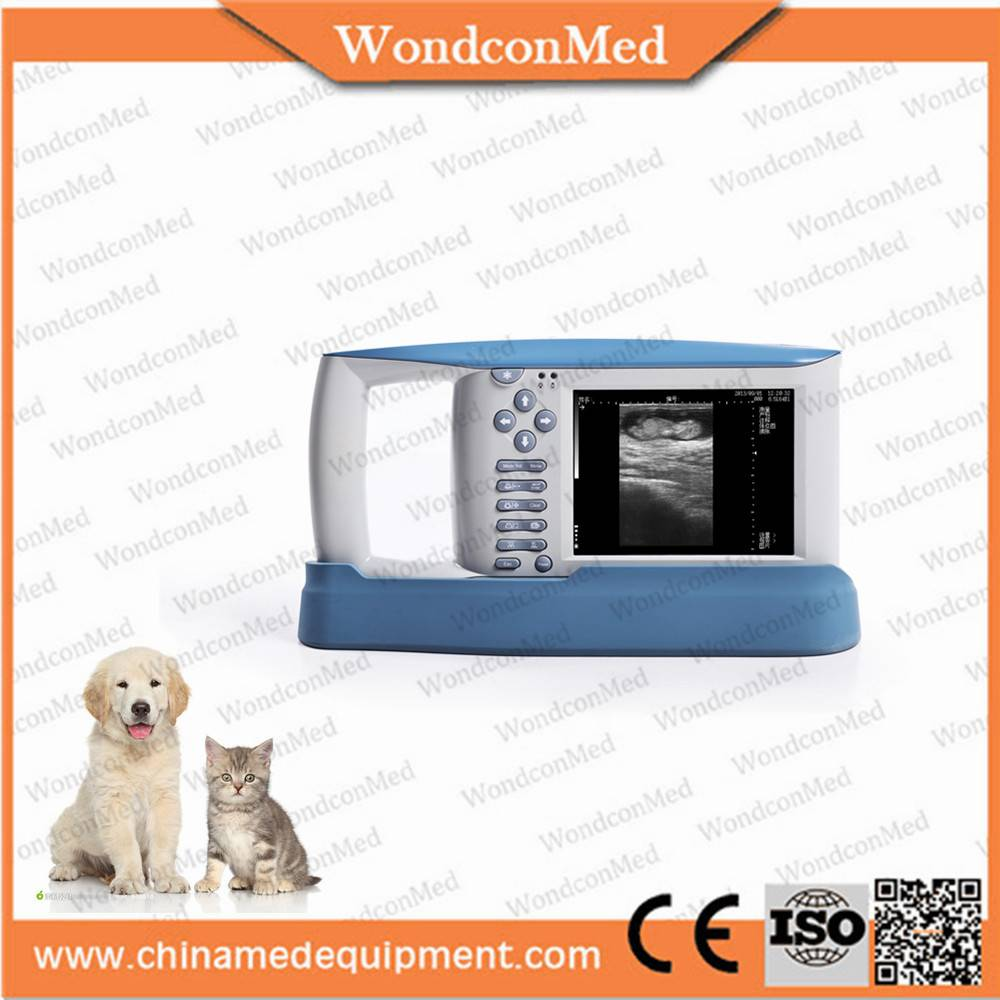 Animal handheld ultrasound machine
