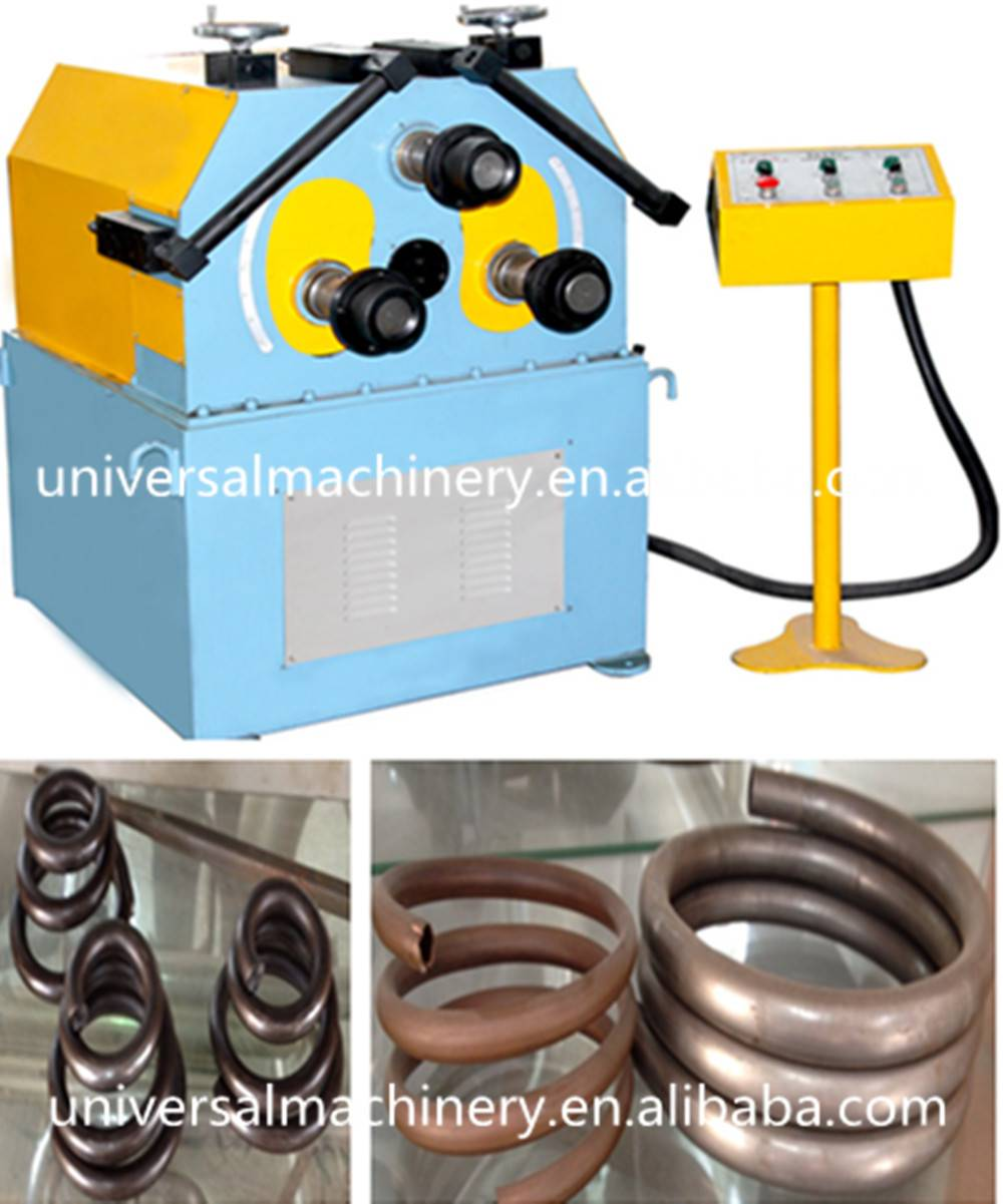 China Low price Hydraulic Rolling Bending Machine