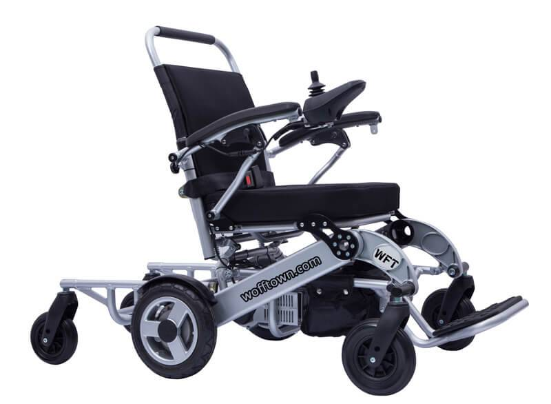WFT-A08 Portable Drive Electric Wheelchairs for Sale