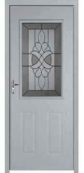 Entry Glass Door