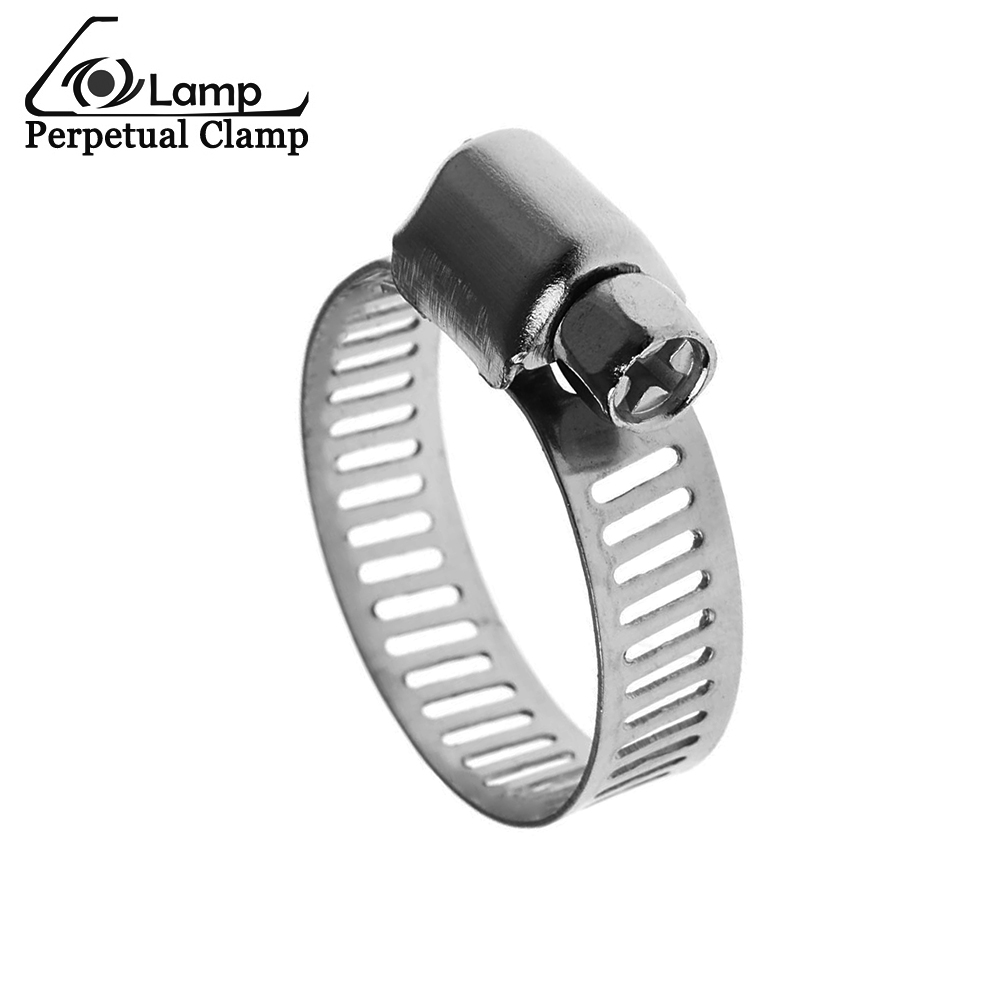 China Adjustable Stainless Steel Hose Clamps Pipe Clamp (U