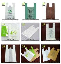 Corn Starch Based Biodegradable Shopping Bag