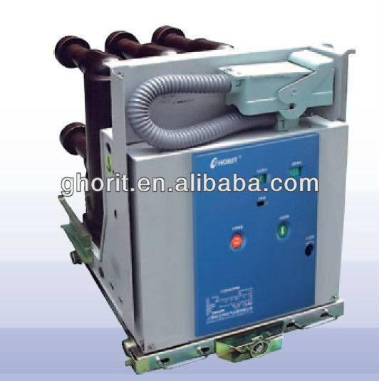 ZN63 (VS1)-12 Series Embedded Poles Type Indoor HV Vacuum Circuit Breaker