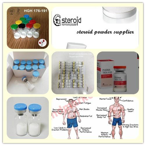 GMP High Quality Peptides Ghrp6; Ghrp-2; Tb-500; PT-141 (CAS: 87616-84-0)