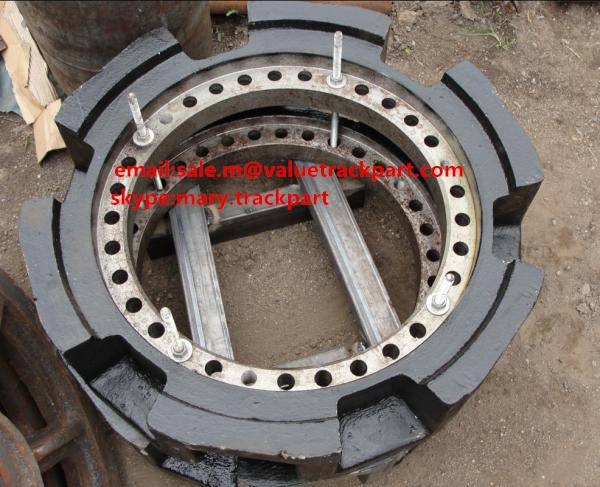 High Quality HITACHI CX650 Crawler Crane Sprocket
