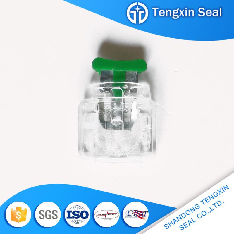 TX-MS106 waterproof plastic materials water meter security seal lock
