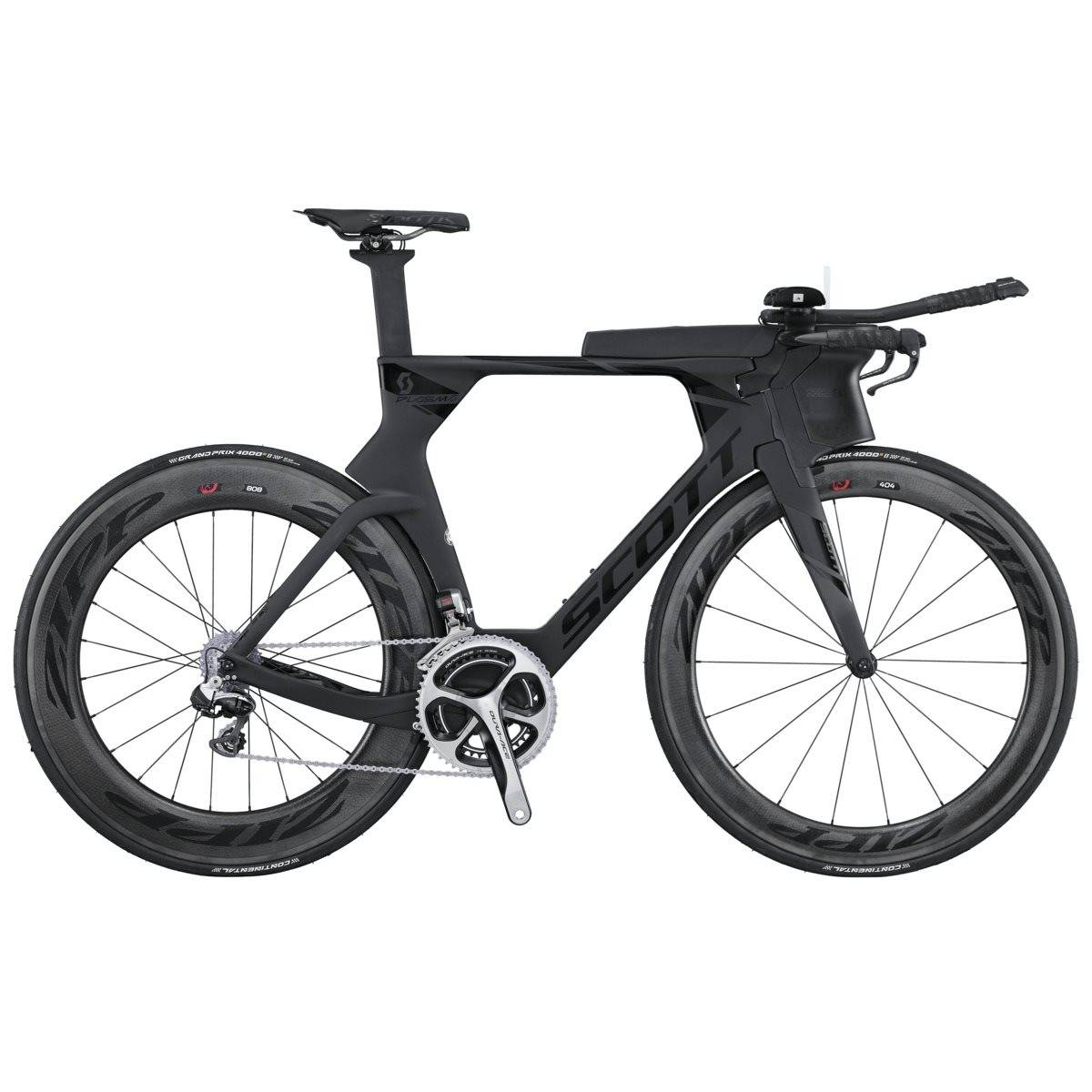 Scott Plasma Premium 2016 - Triathlon Bike
